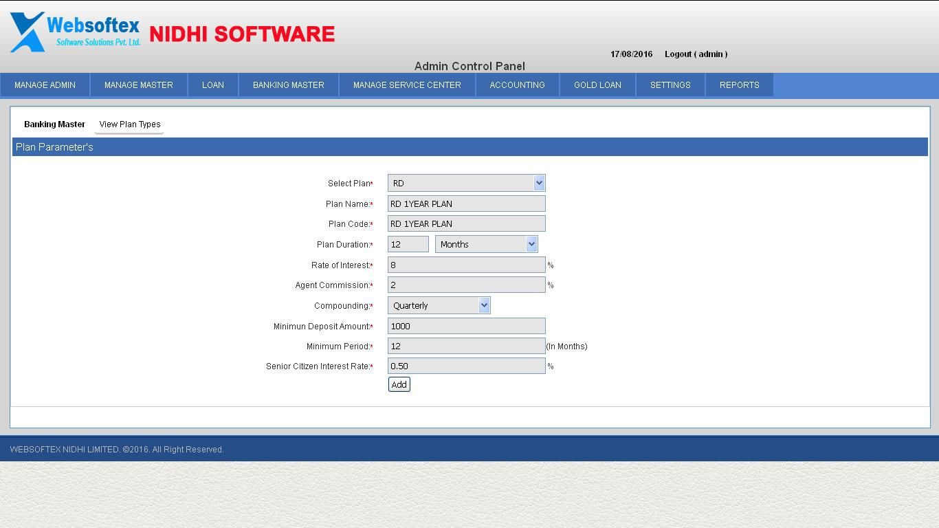 Banking software in sri lanka core banking software in sri lanka nidhi create plan parameter biocorpaavc Gallery